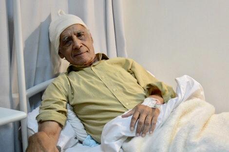 الموت يخطف الممثل المغربي القدير عبد الله العمراني !
