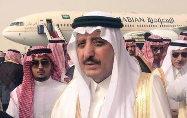 صور حصرية/ شقيق الملك سلمان يحل بالعيون بعد عودة المياه إلى مجاريها بين الرباط و الرياض !