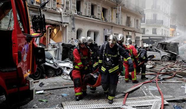إرتفاع ضحايا إنفجار مخبرة بباريس الى أربعة قتلى وعشرة جرحى بينهم مغربيين