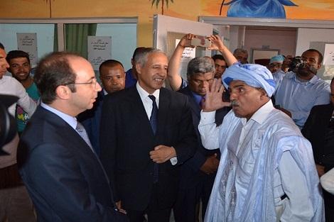 برلماني يكشف اختفاء أطباء ظهروا على التلفزيون إلى جانب وزير الصحة بمستشفى زاكورة !
