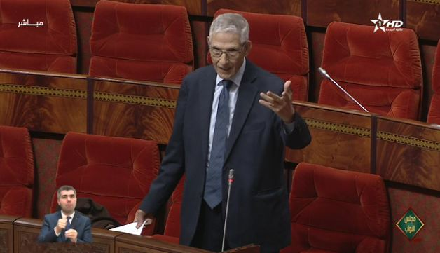 """الداودي في البرلمان : """"المغاربة لا كرامة لهم و يُباعون و يُشتَروْن في الإنتخابات"""" !"""
