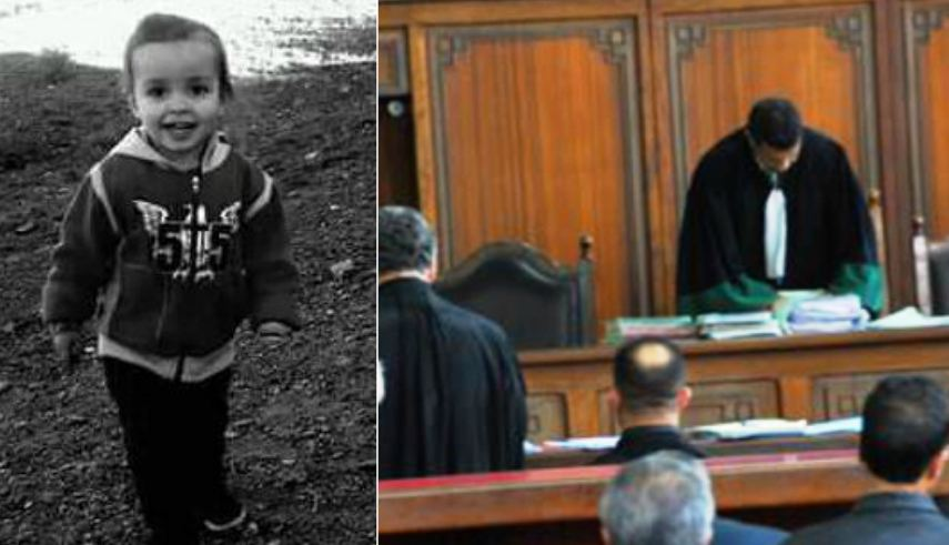 جنايات الناظور تحكم بالسجن ربع قرن على قاتل الطفلة إخلاص !