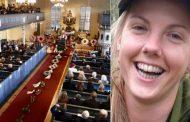 تشييع جثمان النرويجية 'مارين' ضحية 'جريمة شمهروش' بحضور سفيرة المغرب !