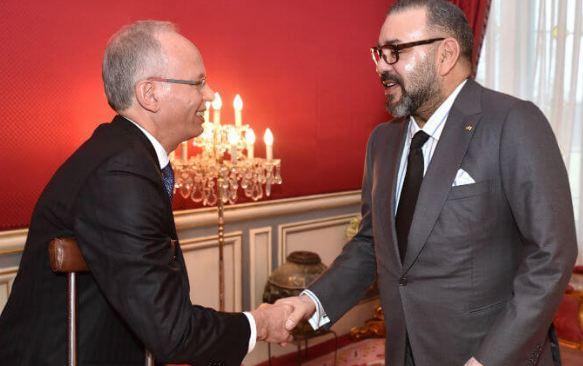 إعفاء محمد بشير الراشدي رئيس هيئة محاربة الرشوة !