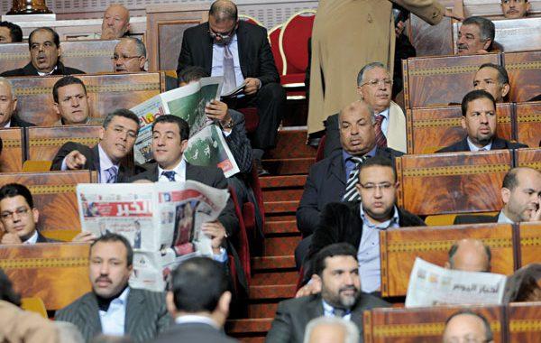 حزبٌ شٓبٓح..برلمانيو 'الحركة الشعبية' إلتهموا 200 مليون ولم يُنتجوا أي مقترح قانون بالبرلمان