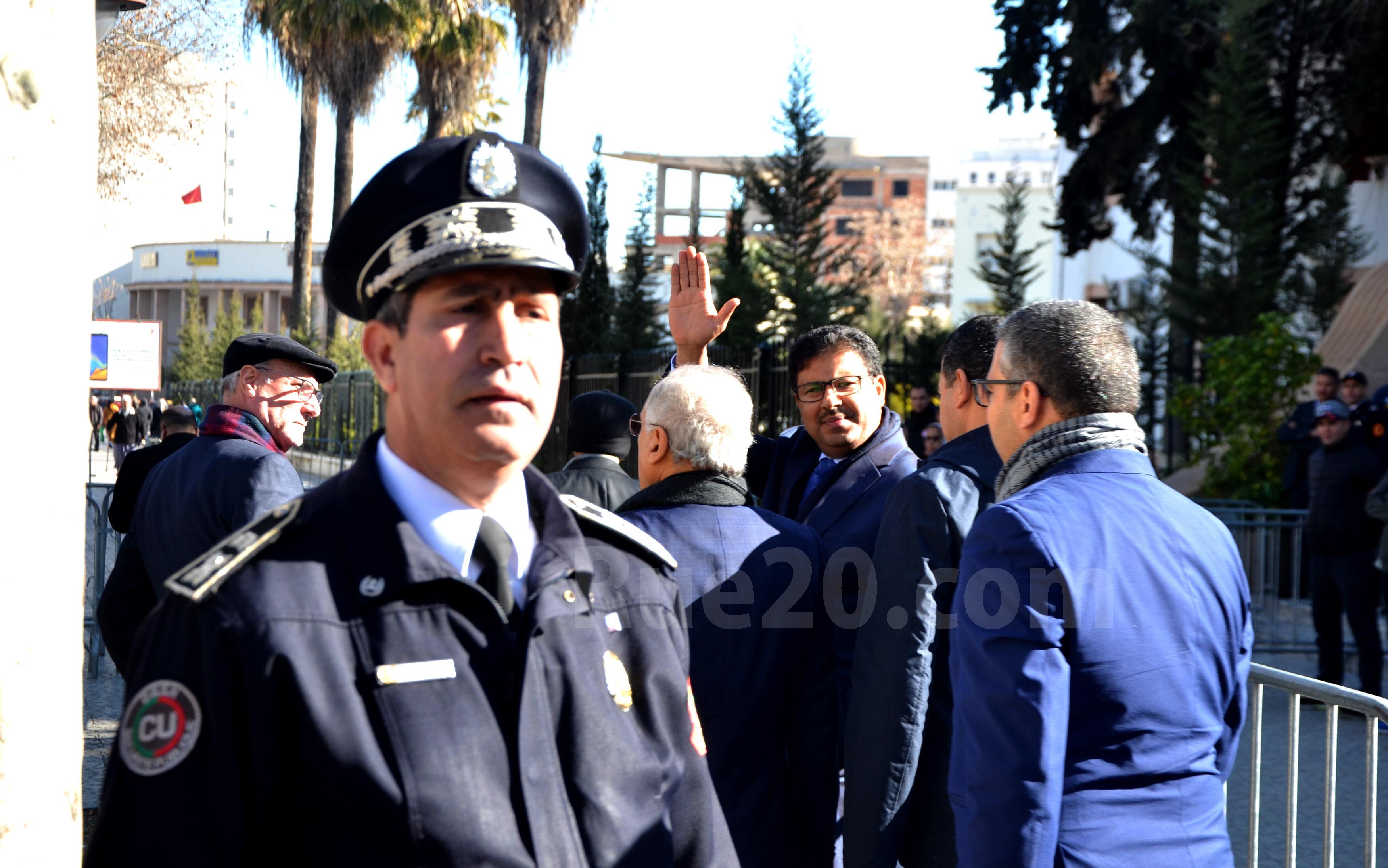 وزراء وبرلمانيو البيجيدي يتخلونٓ عن 'حمي الدين' في ثاني جلسات محاكمته وإعتقاله من داخل الجلسة وارد