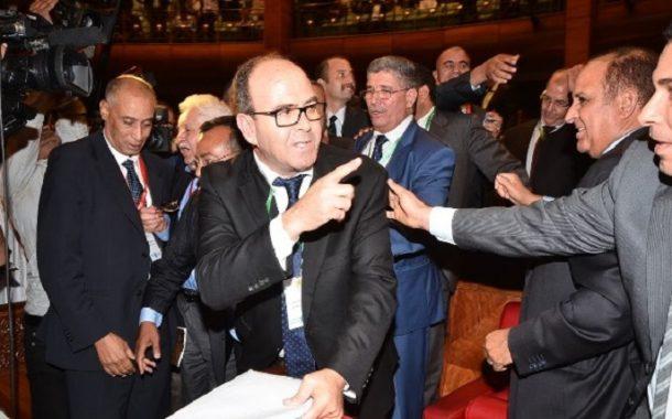 بنشماش يُطلقُ يٓد موظف لديه للتحكم في السفريات ومئات ملايين دعم المؤسسات الدولية التي تخترق سيادة الدولة