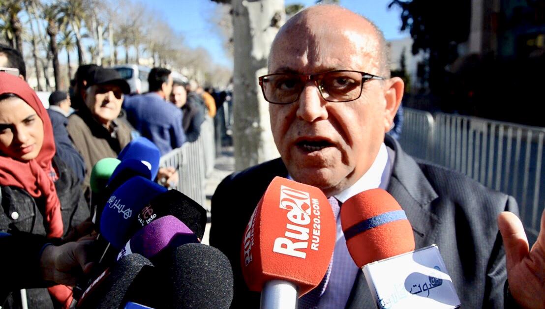 """فيديو/هيئة دفاع 'آيت الجيد': """"إعتقالُ 'حمي الدين' مسألة وقت ليس إلا وكل الأدلة تُدينُهُ"""""""