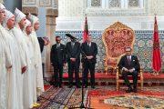 فيديو/محمد السادس يستقبل الوُلاة والعُمال الجُدد