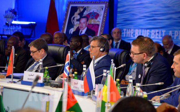 أخنوش جايب نصف دول العالم لأكادير وتنافسٌ روسي وأوربي حول الشراكة مع المغرب