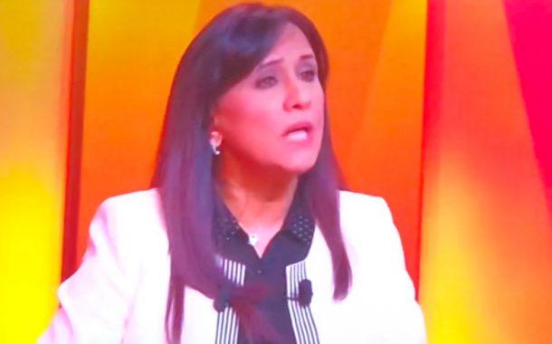 أمينة بوعياش : احتجاجات الأساتذة المتعاقدين لم تكن مُرخٓصٓة وحتى البوليس تصابُو !