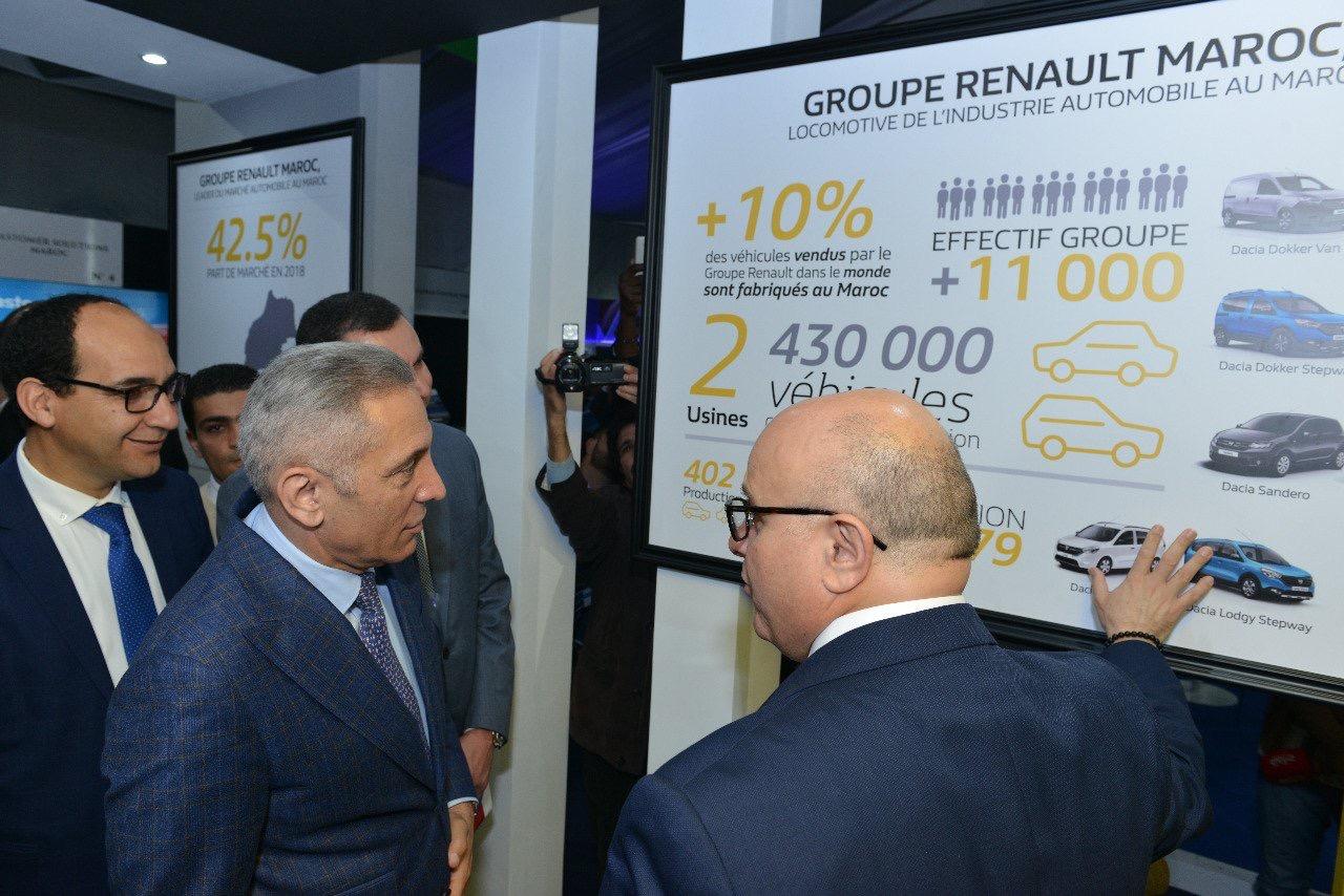 العلمي: نسعى لإنتاج مليون سيارة سنوياً وسنتجاوز حاجز 4 مليارات يُورو لصناعة السيارات وقطع الغيار