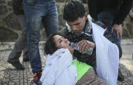 صور/مشاهد سلخ الأساتذة بأمرٍ من العثماني تجوب صحف ووكالات الأنباء العالمية
