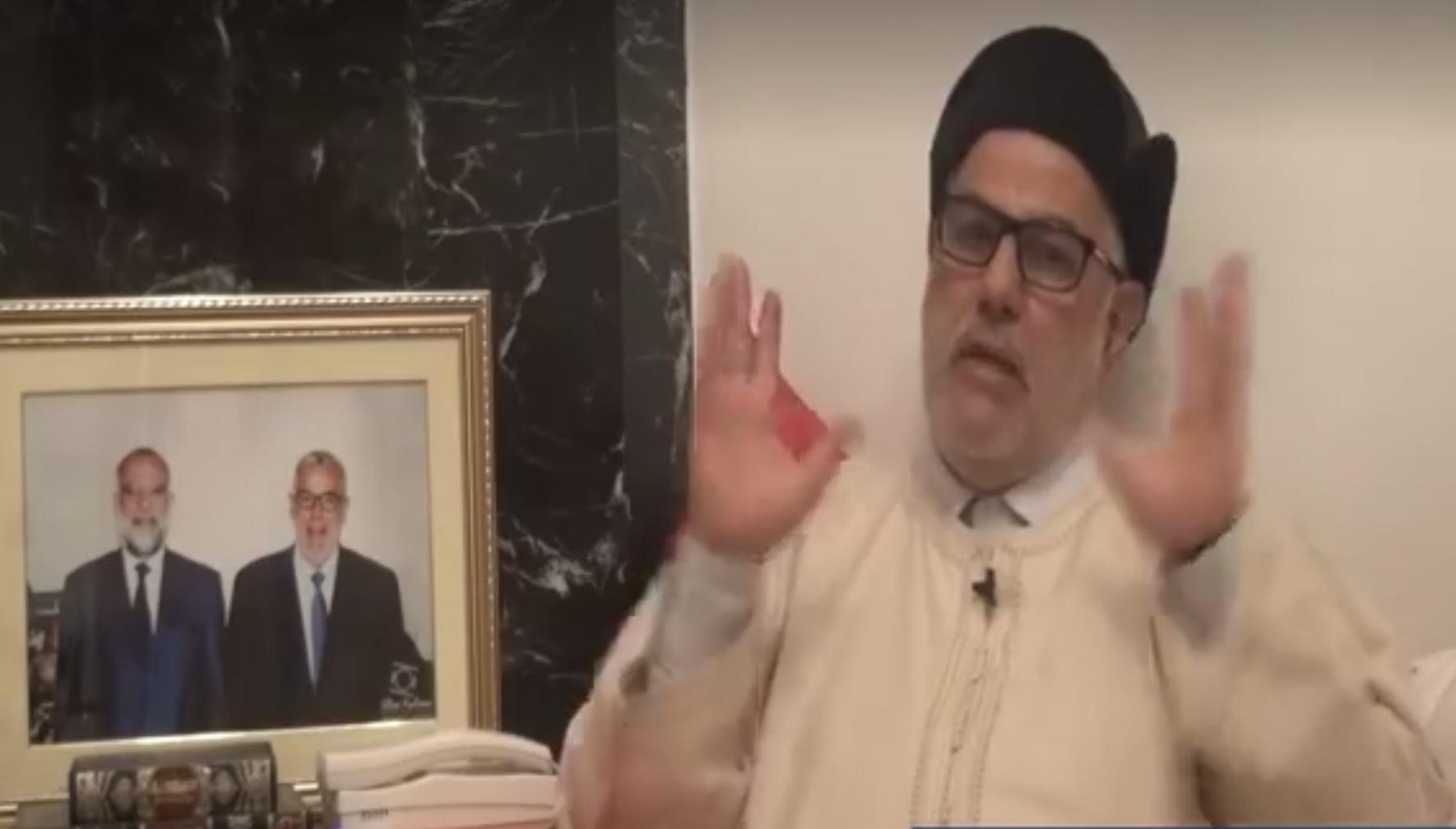 فيديو/بنكيران: 'عندي غير معاش 7 دلمليون ويلا لقيتو عندي ما كثر مستعد نخوي البلاد'
