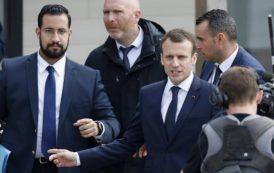 إعتقال المغربي 'بن علا' الحارس الشخصي للرئيس الفرنسي 'ماكرون' وإيداعه السجن