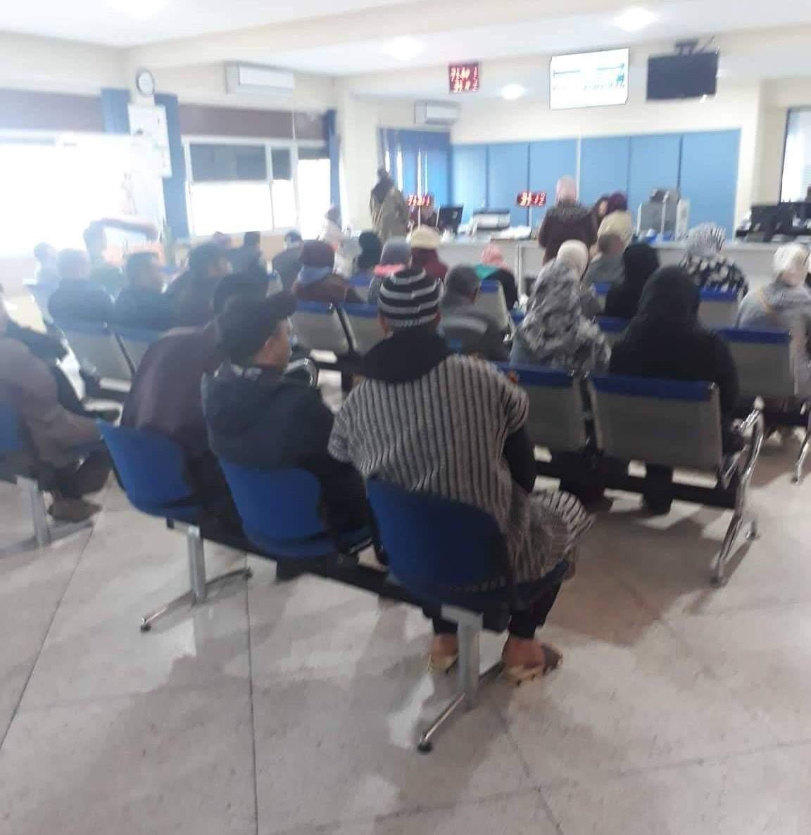 مواطنون بالصويرة يشكون رداءة و بطئ خدمات صندوق CNSS !