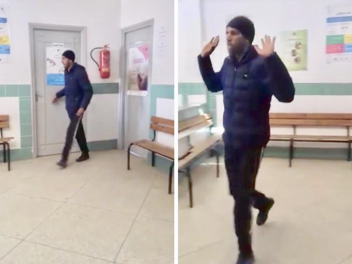 فيديو/صْبيطار فسيدي بنور منين طلع 'الخلفي' برلماني مافيه لا طبيب لا مُمرض