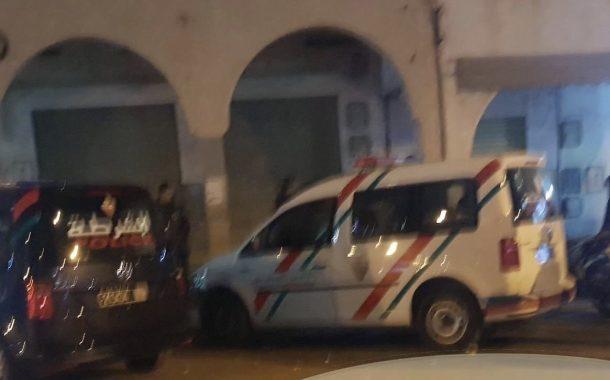 عاجل/إعتقال مُتشرد يتجول وفِي يده رأس شخص مجهول بمدينة تمارة