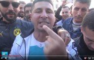 فيديو | جزائريون غاضبون من 'العهدة الخامسة' :