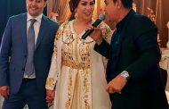 صور/ للمرة الثالثة .. سعيدة شرف تتزوج من جديد !