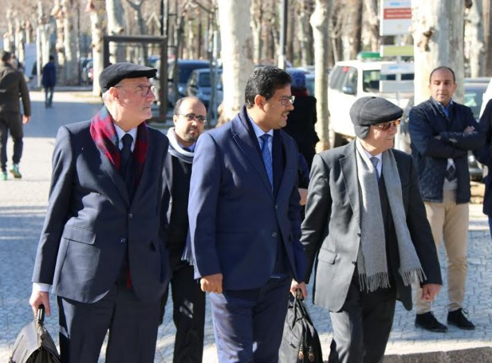 تأجيل محاكمة حمي الدين إلى مارس .. و بوانو : فِينْ كَايَن مُشكل نْغيب عن البرلمان و نَحْضر للمحكمة !