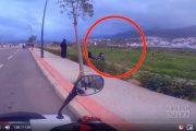 فيديو | أعمال عنف و تراشق بالحجارة بين جماهير اتحاد طنجة و المغرب التطواني !