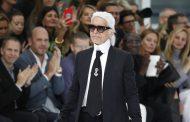 وفاة مصمم الأزياء العالمي كارل لاغرفيلد !