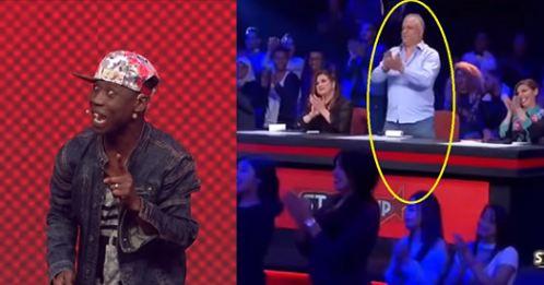 فيديو/ شاهد كيف تفاعل محمد الخياري مع الفكاهي 'الكحلوش' الذي أثار إعجاب المغاربة !