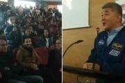 فيديو | طفل مغربي يبهر رائد فضاء أمريكي بلغته الإنجليزية الأنيقة !