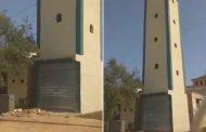 فيديو | مركز تجاري تحت صومعة مسجد بمكناس !
