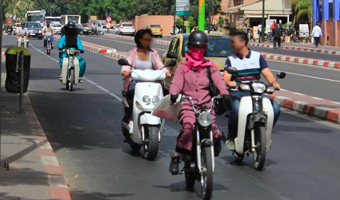 حكم قضائي يغرم مديرية الأمن و وزارة الداخلية 1500 درهم تعويضاً لصاحب دراجة نارية بسبب 'الكاسك' !