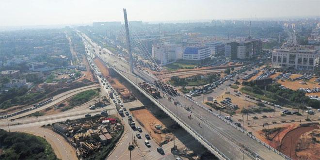 فيديو/ تأخر افتتاح الجسر المعلق سيدي معروف يثير حنق البيضاويين و غضبة ملكية أخرى مرتقبة !