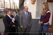 فيديو   ملك هولندا يتفقد سكان روتردام مع عمدة المدينة المغربي بوطالب !
