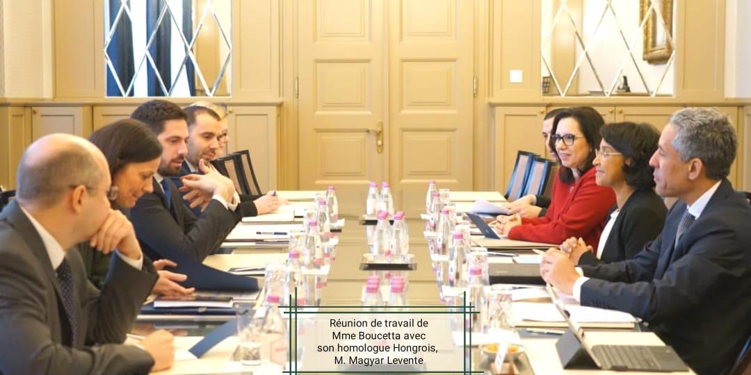بولونيا وهنغاريا وسلوفاكيا والتشيك تشيد بدور المغرب في قضايا الهجرة وتعلن تخصيص 30 مليون يورو كدعم للمملكة