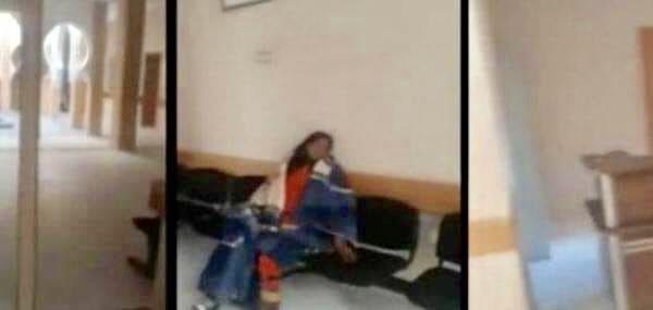 جمعية تتهم 'الدكالي' بالنصب على المٓلك بعد الإفراج بمراكش عن مُصٓور مستوصف الملّاح المهجور ساعات بعد تدشينه