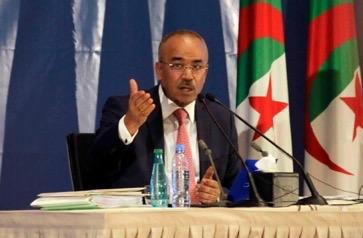 فيديو/رئيس وزراء بوتفليقة يعدُ الجزائريين بتشكيل حكومة من شباب المظاهرات