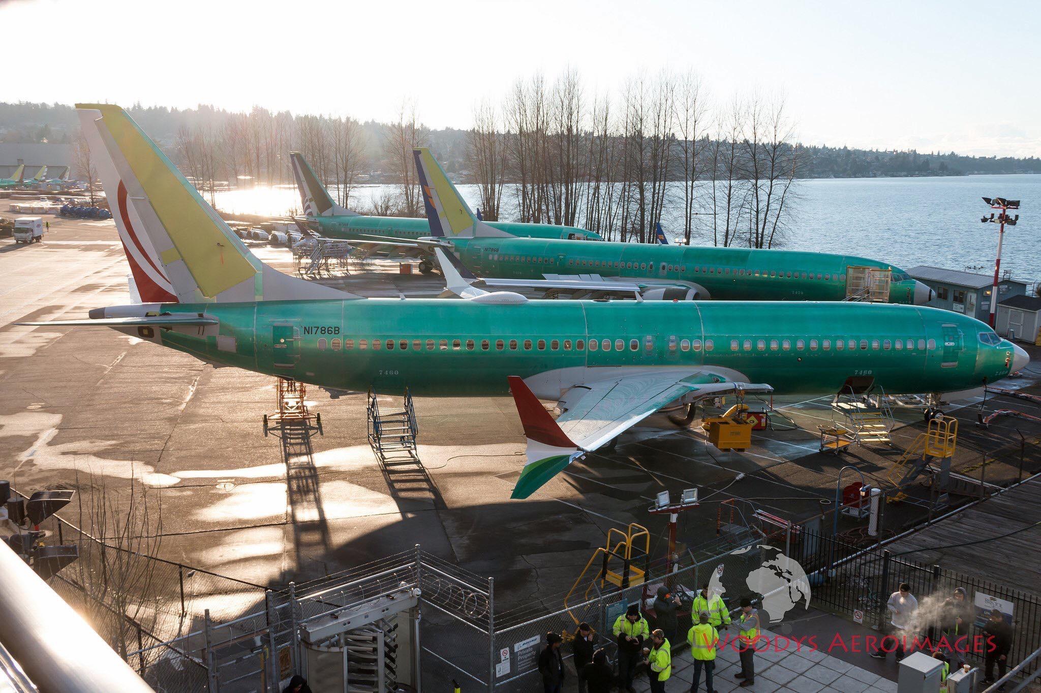 بوينغ توقف تسليم 3 طائرات من نوع MAX 737 للمغرب بعد فاجعة الطائرة الإثيوبية