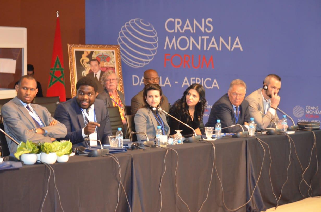 إفتتاح منتدى 'كرانس مونتانا' بالداخلة بمشاركة دولية واسعة ودعواتٌ لإشراك الشباب الإفريقي لرفع تحديات القارة