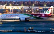 طائرة بوينغ دريملاينر 787 جديدة تستعدُ للالتحاق بأسطول 'الخطوط الملكية المغربية'