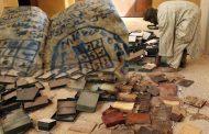 المغرب يسترجع 20 قطعة أثرية من جامعة