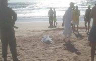 البحر يلفظ جثة بشاطئ سيدي إفني يعتقد أنها لمهاجر سري ضمن 8 مفقودين