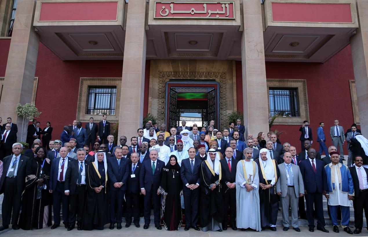 إنتخاب المالكي رئيساً لاتحاد مجالس الدول الأعضاء في منظمة التعاون الإسلامي