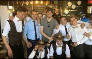 صور/ نجم و مدرب ريال مدريد السابق سانتياغو سولاري يحل بمراكش !