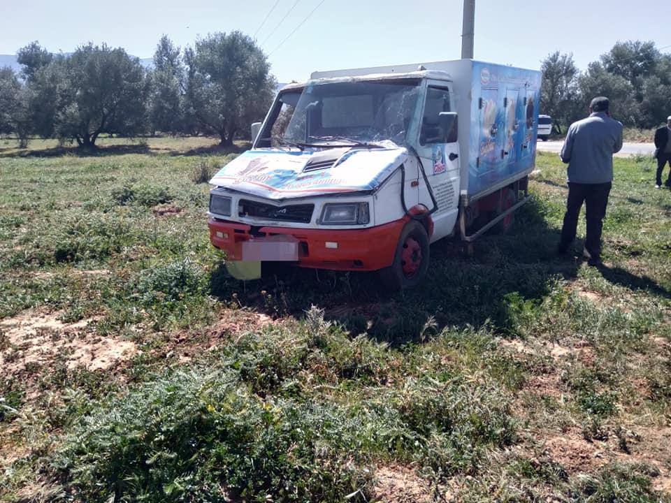 شاحنة تدهس تلميذاً و ترديه قتيلاً بطريقة بشعة في أزيلال !