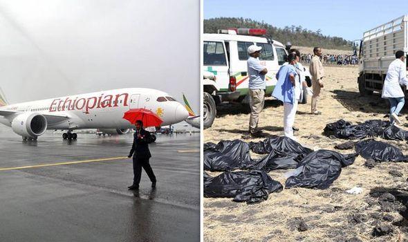 صور/ الخطوط الإثيوبية تدفع تعويضاً لعائلات المغربيين ضحايا الطائرة المنكوبة !