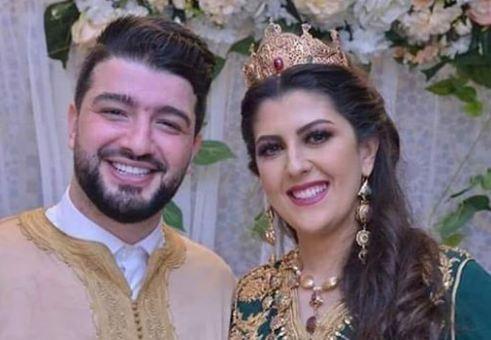حمزة الفيلالي يتزوج بطليقته السابقة !