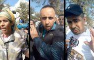 فيديو/ احتجاجات عارمة على جمارك معبر سبتة بعد منعها لـ