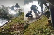 فيديو | انتشال جثة شاب غرق في بحيرة بطنجة !