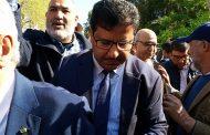 """فيديو/ استئنافية فاس تشرع في محاكمة حامي الدين وسط شعارات تصفه بـ""""القاتل"""" و """"الإرهابي"""" !"""
