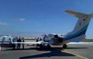 طائرة طبية هولندية مجهزة تحل بتطوان لنقل مهاجر مغربي أصيب بشلل نصفي !